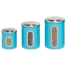 Rustic Kitchen Canister Sets Kitchen Canisters Jars Wayfair Tunisian Sunset 3 Piece Canister