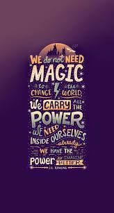 Wallpaper By The One And Only JK Rowling Harry Potter In Cool Harry Potter Quotes Wallpaper