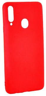 Купить Чехол NewLevel для Galaxy A20s <b>Fluff TPU Hard</b> Red по ...