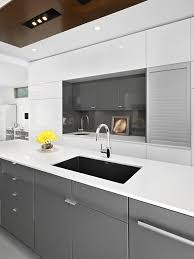 edmonton ikea cabinets review with contemporary artificial flowers kitchen modern and island sink grohe high
