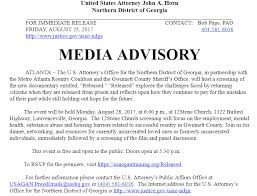 Media Advisory Media Advisory Fannin
