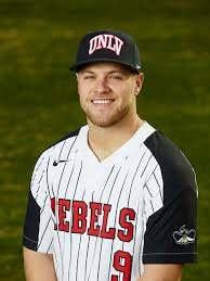 Max Smith - Baseball - University of Nevada Las Vegas Athletics