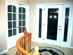 hall closet doors ideas for closets without doors entryway closet without doors foyer closet door ideas hall closet doors