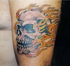 Nicolas Cage Tetování