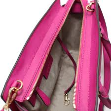 ... cheap michael kors selma saffiano leather medium satchel bag pink  orchard luxury brands online coach in ...