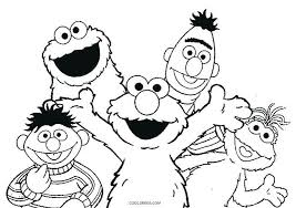 Lots of resources of sesame street printables coloring pages for your beloved kids or student that you can download for free from 101printable. Sesame Street Coloring Pages Free Coloring Sheets Elmo Coloring Pages Sesame Street Coloring Pages Birthday Coloring Pages