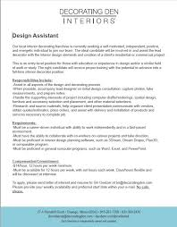 Job Responsibilities Of An Interior Designer Brokeasshome Com
