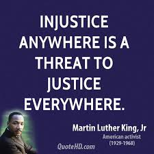 Martin Luther King Jr Quotes QuoteHD Beauteous Injustice Quotes