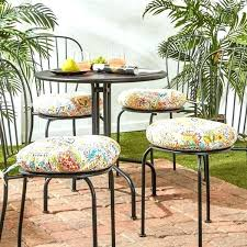 pier one outdoor cushions bistro chair cushion outdoor