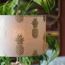 Pineapple Lampshade Lamp Interiors Lighting Ideas In 2019