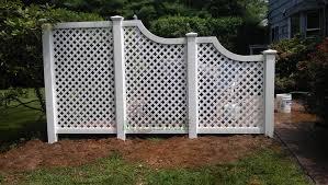 vinyl lattice fence panels. Fence Lattice Panels Diagonal Vinyl E