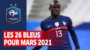 Detailed info include goals scored, top scorers, over 2.5, fts, btts, corners, clean sheets. 26 Blues For The March 2021 Camp France I Fff 2021 Team French Football Federation Newsylist Com