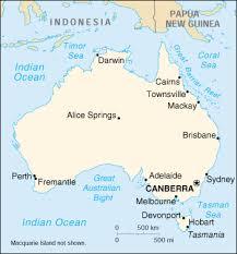 Risultati immagini per Fremantle Cartina