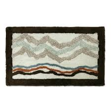multi colored bath rugs mountain view multicolored cotton bath rug bright multi colored bath rugs