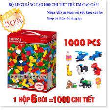 Đồ chơi trẻ em xếp hình LEGO CITY, Xe cứu hỏa đồ chơi, đồ chơi le.go, đồ  chơi xếp hình, BỘ LEGO SÁNG - Đồ chơi học tập