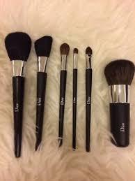 image is loading dior makeup brush set 6pcs