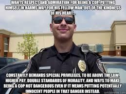 Scumbag Cop memes | quickmeme via Relatably.com