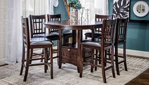 quick view waylon ii counter height table 4 stools