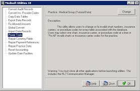 Medisoft Utilities Medical Data Solutions