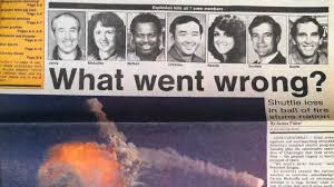 Image result for Nasa covered up the challenger disaster