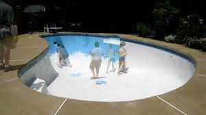 pool paint colorsTimelapse video of pool painting  YouTube