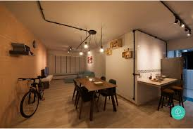Qanvast  Interior Design Ideas U2014 6 Brilliant 4Room HDB Ideas For 4 Room Flat Design