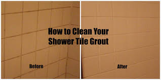 gallery of how to clean dirty tiles in the bathroom