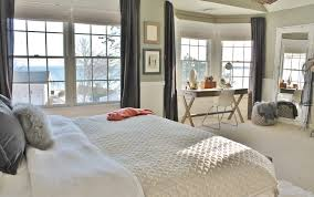 rustic warm office decor mas. Rustic Chic Master Bedroom With Grays \u0026 Warm Coral Office Decor Mas S