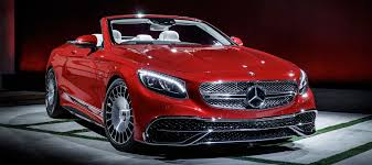 Only now, the peasants can get a better look at who's driving. Mercedes Maybach S 650 Cabriolet In Zircon Has Arrived