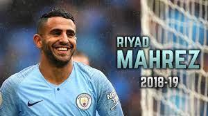 Riyad Mahrez 2018-19 | Dribbling Skills & Goals - YouTube
