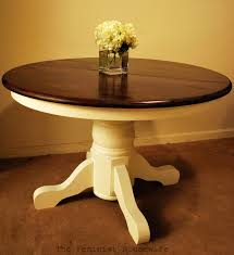 Red Chalk Paint Table And Chairs Newhairstylesformen2014com Painted