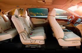 New Honda Odyssey Interior Seating. 2018 Infotainment System  S