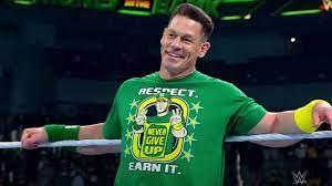 John Cena names his favorite actor in ...