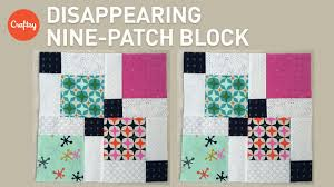 Quilting with Charm Packs: Disappearing Nine-Patch Block ... & Quilting with Charm Packs: Disappearing Nine-Patch Block | Quilting Tutorial  with Angela Pingel Adamdwight.com