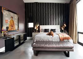 styles of lighting. View In Gallery Bedroom Blends Industrial And Oriental Styles Of Lighting
