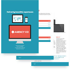 ux design proposal template sample ux design proposal template