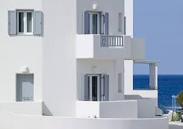 travel with your children in the beautiful island of milos outdoors building premises sea view blue