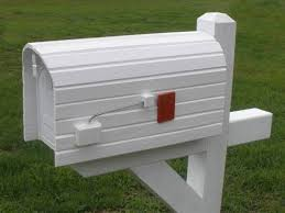 Image Mailbox Post White Rounded Mailbox Wrap With Metal Mailbox Pinterest White Rounded Mailbox Wrap Wilray Designs