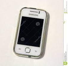 Samsung Galaxy Young editorial image ...