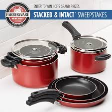 stackable cookware sets. Simple Cookware Cookware Sets In Our Stacked And Intact Sweepstakes Ends 71518 To  Enter U0026 For Official Rules Httpbitly2EGyUGC PictwittercomlH6OpOqZkv On Stackable Cookware Sets