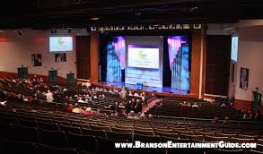 Branson Famous Theatre Seating Chart Osmond Branson Entertainment Guide