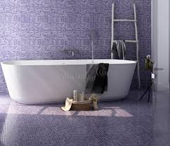 square purple glass mosaic tile lavender color floor and floor tile cy665