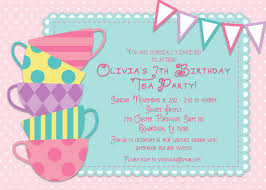 princess tea party invitations utonsite com princess tea party invitations to answer the deadlock in choosing your party invitation cards attractive colors 19