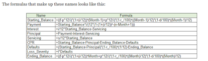 amortization formulas loan pool named formulas without an amortization schedule excel cfo