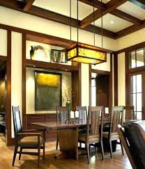 craftsman style dining room craftsman style dining room chandeliers craftsman style lamp astounding mission style lighting