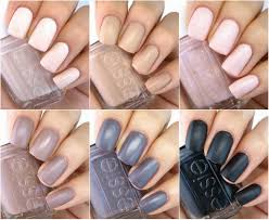 Essie Cashmere Matte 2015 Collection: Review and Swatches | Nail ...
