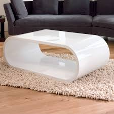 coffee table modern oval gloss coffee table super white color regarding fashionable white oval coffee