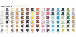Tarrago Dye Color Chart Quick Color Tarrago Color Chart 90 Different Colors