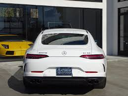 Gt63 s pack more power than any other amg gt. 2019 Mercedes Benz Amg Gt 53 Stock 7259 For Sale Near Redondo Beach Ca Ca Mercedes Benz Dealer