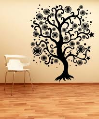 Small Picture Jungle Tree Removable Wall Art Stickers Kids Nursery Vinyl Decals